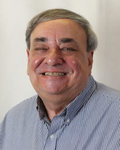 headshot photo of David Nack