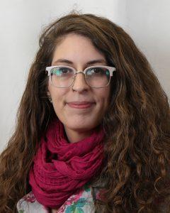 headshot photo of Angela Kron