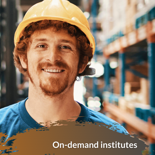 On-demand institute link
